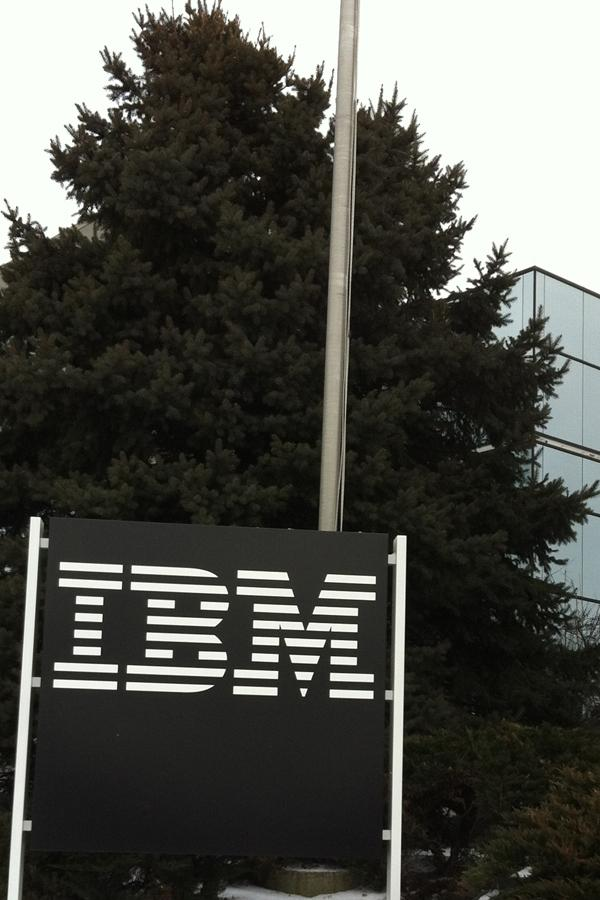 IBM is adding up to 500 jobs as it establishes a data analytics center in Columbus.