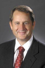 OSU communications chief Tom Katzenmeyer will succeed Baughman as GCAC president.