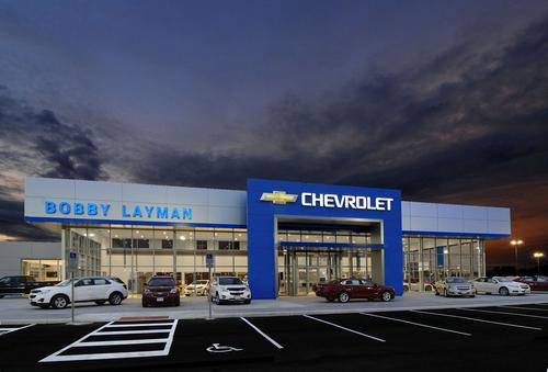 Bobby Layman Chevrolet >> Bobby Layman Chevy Showroom Gets Smell Of New And More
