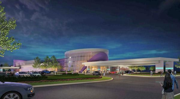 A joint venture of Delaware North Companies Gaming and Entertainment and Churchill Downs Inc. is building a new Lebanon Raceway.