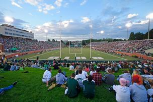 Ohio University Bobcats Peden Stadium
