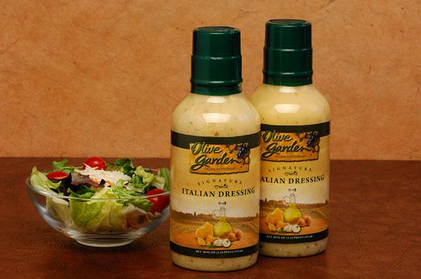 t marzetti co will make olive garden branded salad dressings for sale in - Olive Garden Italian Dressing