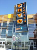 Rave Cinemas theater in Grove City being converted to AMC brand