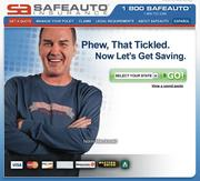 Macdonald will appear in television, radio, Web and outdoor advertising for Safe Auto.
