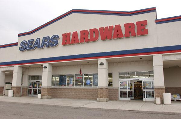 Sears Outlet and Hometown stores reported a third-quarter profit.