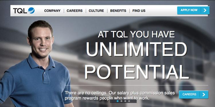 Total Quality Logistics is looking to add workers in Columbus.