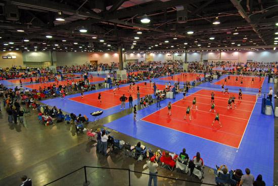 Columbus To Host Volleyball Championship Expecting 20k Spectators Columbus Business First