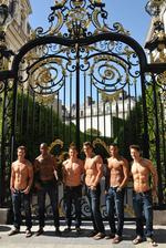 Abercrombie & Fitch opens store on famed Champs-Elysees