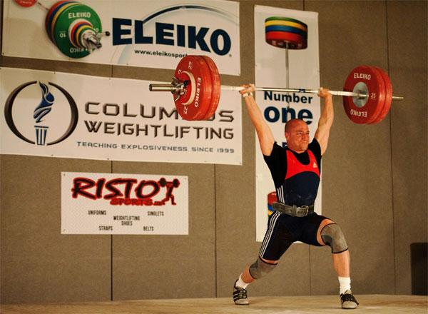 Trials for the 2012 U.S. Olympic weightlifting team will be added to the Arnold Sports Festival in Columbus next year.