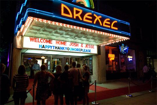 The Drexel Theatre has a new day-to-day manager in Kevin Rouch, who is taking over for long-time leader Jeff Frank.