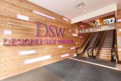 DSW Inc., which opened a Manahattan store earlier this year, is buying back $100 million of its stock.
