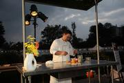 Chefs from many Central Ohio restaurants participate, and there are cooking demonstrations as well.