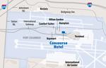 Port Columbus operator bidding for airport's Concourse Hotel