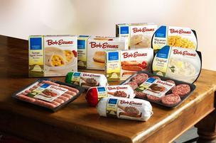 Bob Evans Farms Inc. hopes to increase sales in its food service business to other restaurants.