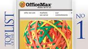 No. 1: OM Workspace/Office Max Inc. Based: Naperville, Ill. Central Ohio employees: 320 Central Ohio locations: 14