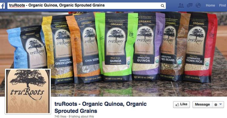 TruRoots is joining the Smucker family of brands.