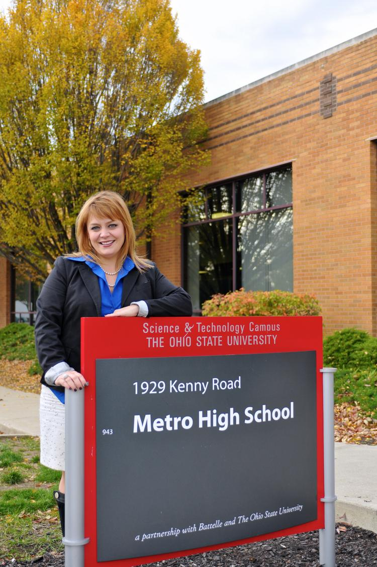 Aimee KennedyPrincipal/chief academic officer | Metro Early College High School