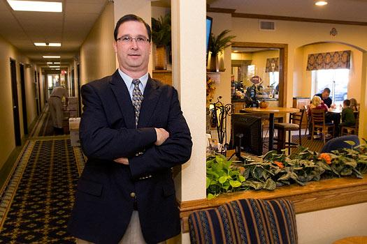 Joe Puhl, general manager of the Comfort Inn on Lyra Drive in the Polaris area, said there's enough going on in Columbus beyond football games to maintain healthy hotel traffic.