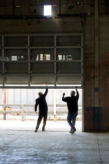 Developers of the TechSouth complex want to lure manufacturing and distribution clients.