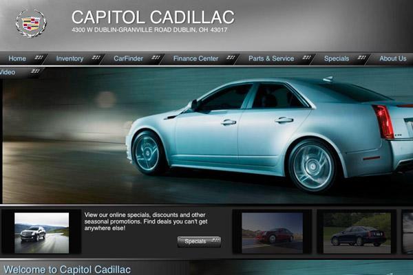 Joseph Auto Group has put Capitol Cadillac in the home of its former Hummer franchise in Dublin.