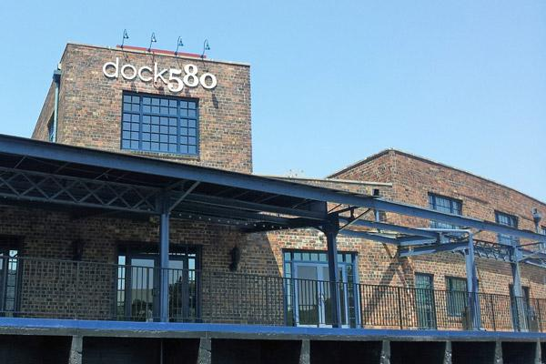 Zuppa Catering is now Dock580 at the Smith Brothers Hardware Building.