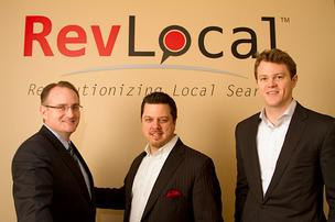 Marc Hawk Patrick Dichter RevLocal  R.J. Lowery