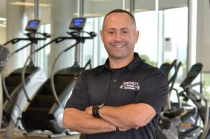 Chuck Herman  Specialty Fitness Equipment