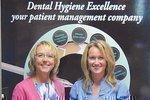 Up Next: Lora Boukheir & Patti DeMatteis, Dental Hygiene Excellence owners