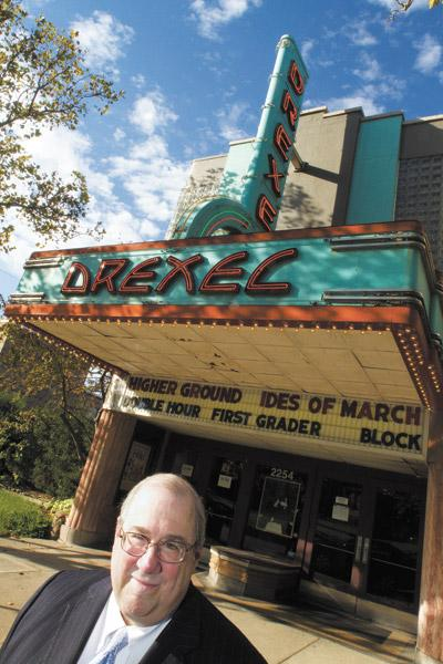 Richard Stoff, chairman of the Friends of the Drexel, said the group will run the nonprofit theater like a business.