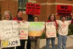 Fracking issue has emotions running high