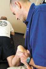 Sports medicine growing as exercise boom creates more patients