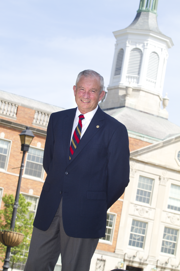 Peter Cimbolic changed Ohio Dominican University's curriculum to three-credit hour courses from four, encouraging transfers.