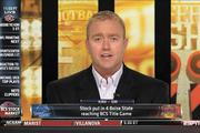 ESPN sports broadcaster Kirk Herbstreit has used Mills James' Columbus studio to report live via a high-definition fiber optic feed. ESPN, according to the company, is the biggest user of its HD video services.