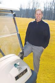 Paul Hollenbaugh is director of golf at New Albany Country Club and public course Winding Hollow. The ability to consolidate back office operations allows the clubs to operate more efficiently than they could by themselves.