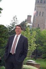 Ohio Wesleyan's <strong>Rock</strong> <strong>Jones</strong>: Globalizing outlook