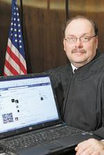 Facebook brings challenges for judges, attorneys