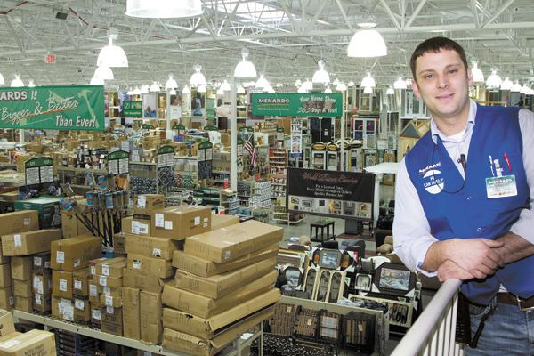 Joey Williams, general manager of the Menards on Morse Road, said the store has been accepted by Columbus consumers because of the breadth of its product mix.