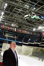 Nationwide Arena's new owners to contend with building maintenance