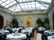 The Columbus Museum of Art's Derby Court is available for companies to rent for events.