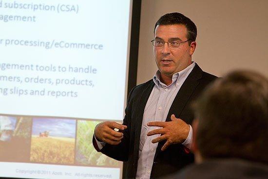 Azoti Inc. CEO David Ranallo was one of the successful presenters at the 1492 session.