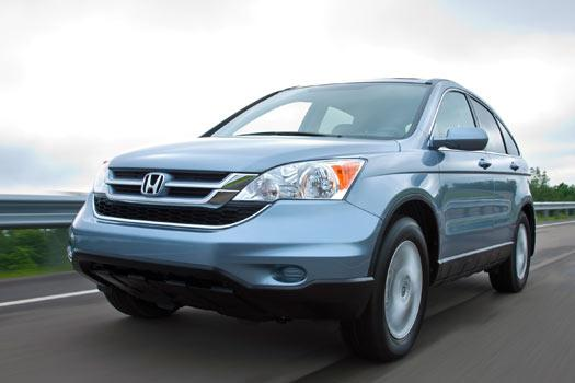 Honda's CR-V has become a major force for the company and the industry as a whole by popularizing a smaller class of SUVs.