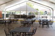 The Bogey Bar & Grill will feature a 7,000-square-foot outdoor patio, plus sand volleyball courts.