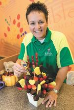 Edible Arrangements expanding to Broad & High
