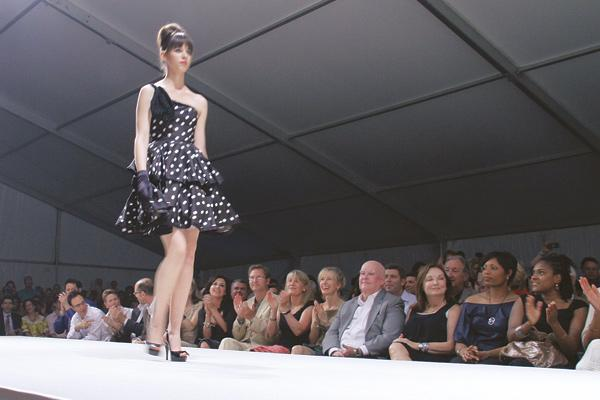 CCAD's annual fashion show is attracting ever-larger crowds to see what's new on the runway.