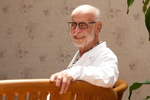 Dr. Ken Carpenter died Monday morning, Oct. 15 in a Columbus hospice.