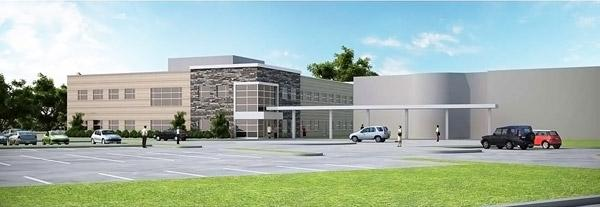 The physician group Central Ohio Primary Care is adding a medical office building to consolidate along Olentangy River Road.