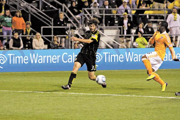 The Columbus Crew is kicking off its home schedule this weekend.