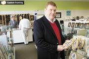 John Crotty has been leading efforts to revive Cord Camera after the chain was bought out of receivership in 2009.