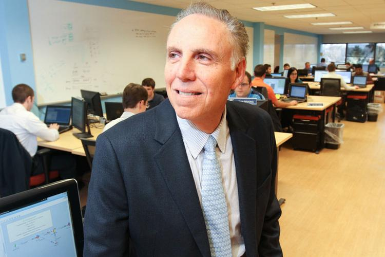 Information Control Corp. CEO Steven Glaser has been growing the Columbus IT firm at a rapid pace, but he sees even more expansion ahead in working with IBM in the exploding field of data analytics.