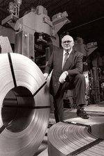 Shaping Columbus: John H. McConnell, Worthington Industries founder
